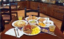 Breakfast-02 Lamplighter Inn & Suites at SDSU California
