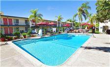 Pool Lamplighter Inn & Suites at SDSU California
