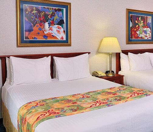 Accommodations at Lamplighter Inn & Suites at SDSU, California
