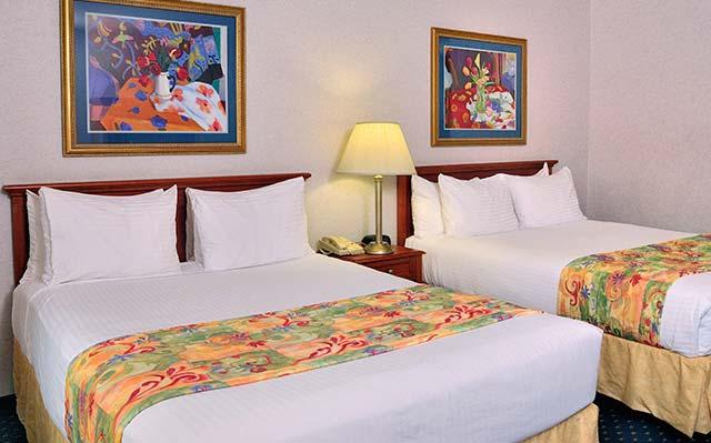 Double Queen Lamplighter Inn & Suites at SDSU, California